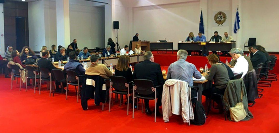 Δημοτικό Συμβούλιο Δήμου Μαραθώνος