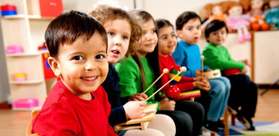 Τετράπολις - παιδικοί σταθμοί