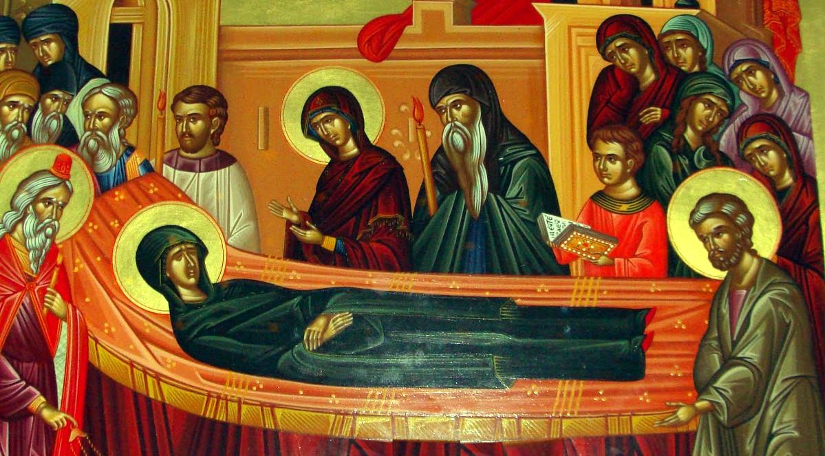 Κοίμηση Αγίας Άννης Μαραθώνα