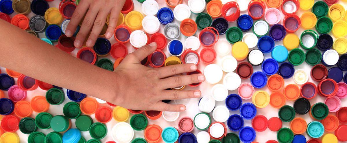 πλαστικά καπάκια