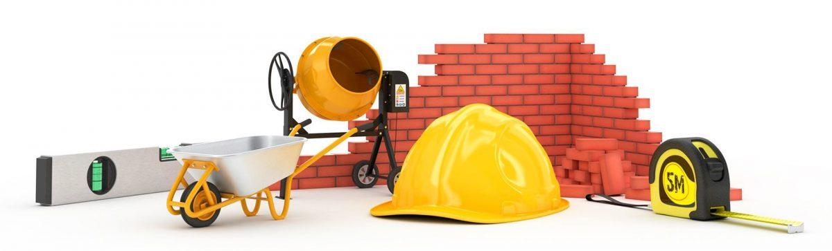 υλικά οικοδομών